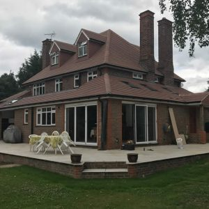Single-Story Side and Rear Extension – Clandon, Surrey