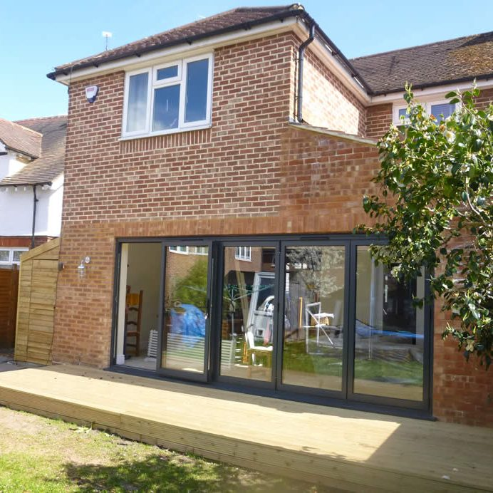Side Extension – Farnborough, Hampshire