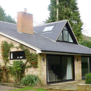 Two Story Side Extension – Farnham, Surrey